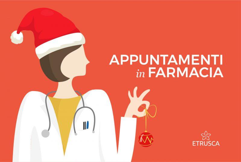 Farmacia Etrusca Prato Dicembre